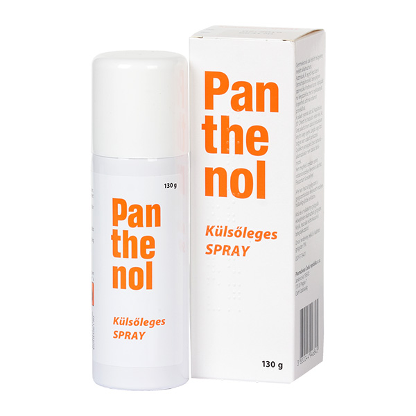 Panthenol külsőleges spray
