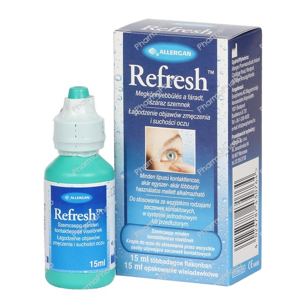 Refresh Contacts szemcsepp 15ml751981 2016 tn